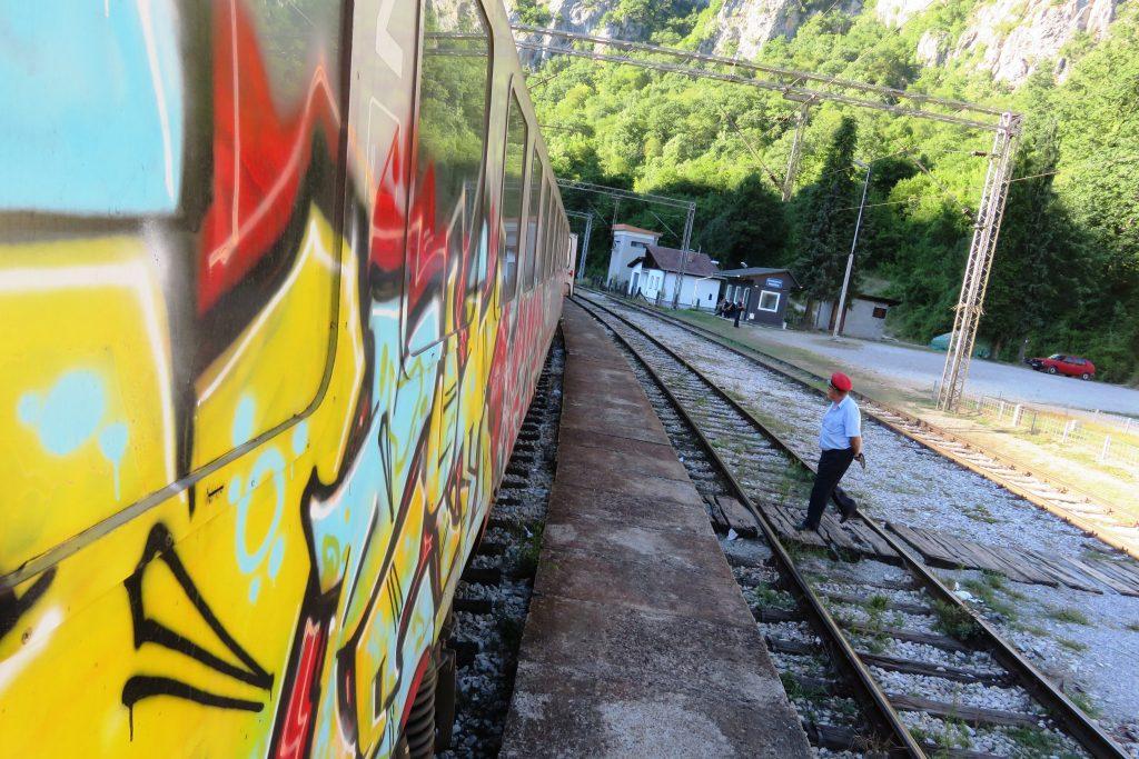 Belgrado naar Bar - Interrail Routes Europe