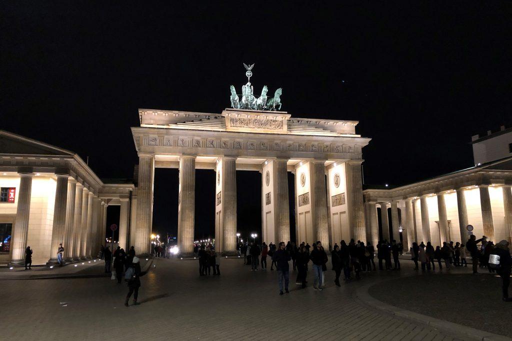Berlijn - Interrail Routes Europa