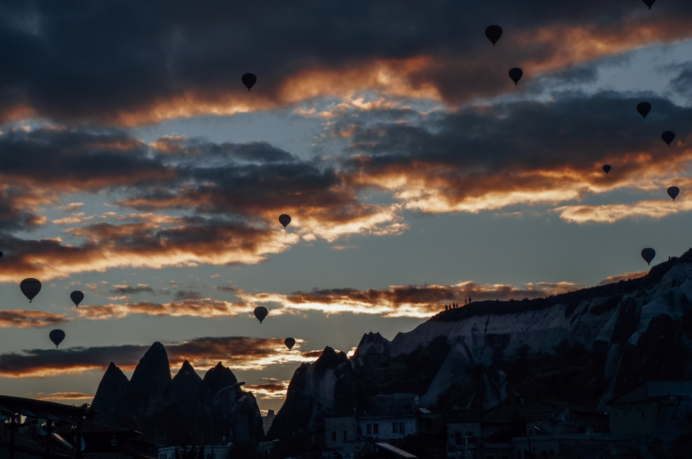 Best place for 30th Birthday - Cappadocia