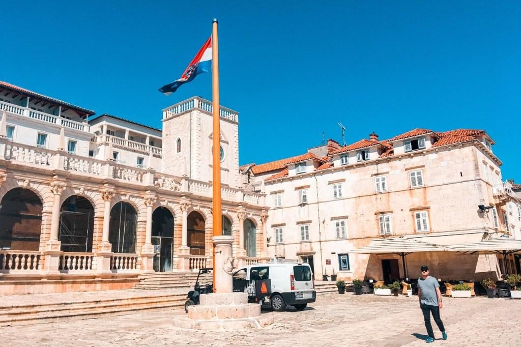 Beste plek voor 30e verjaardag - Kroatië 2