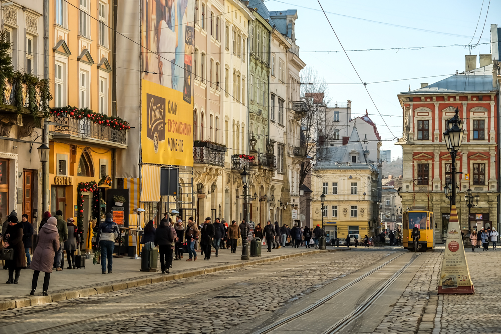 Best place for 30th Birthday - Lviv 2