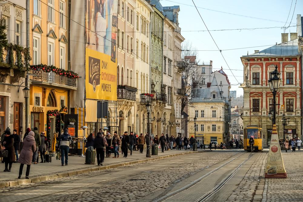 Beste plek voor 30e verjaardag - Lviv 2