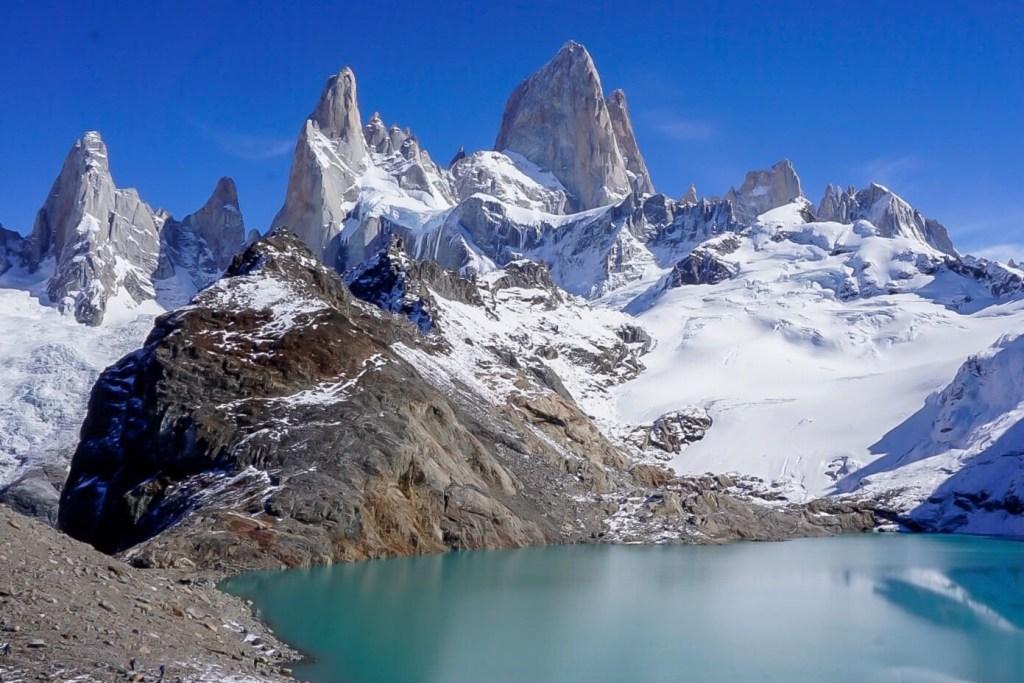 Beste plek voor 30e verjaardag - Patagonië