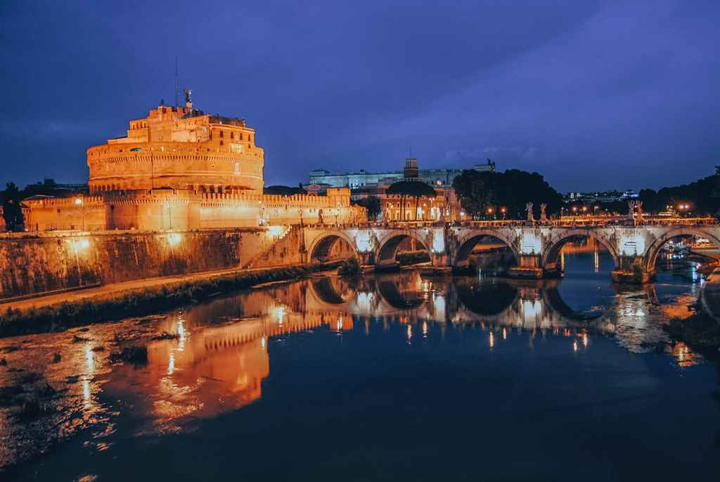 Best place for 30th Birthday - Rome
