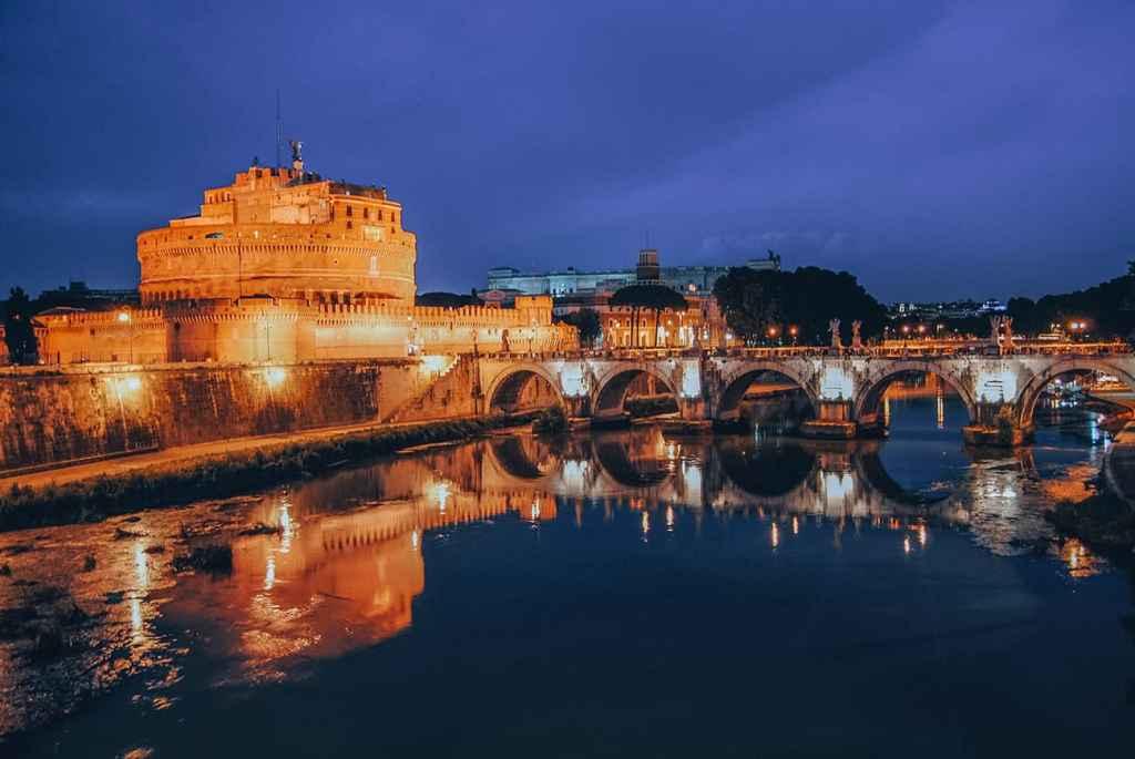 Beste plek voor 30e verjaardag - Rome