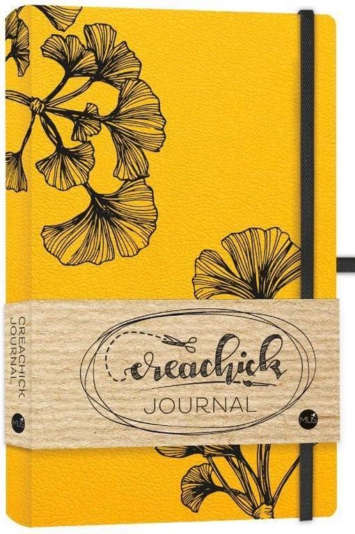 Bullet Journal Creachick - Beste cadeaus voor reizigers