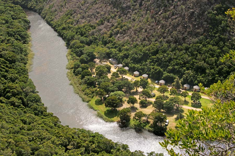 Camping Africa - South Africa 2