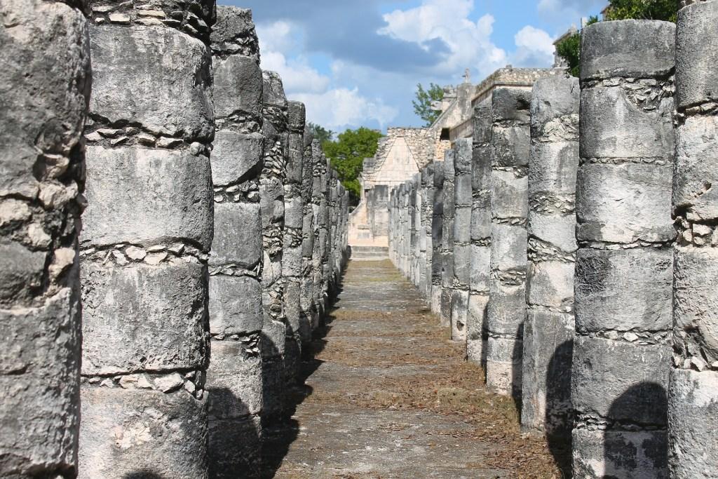 Chichen Itza Maya Tempels Mexico