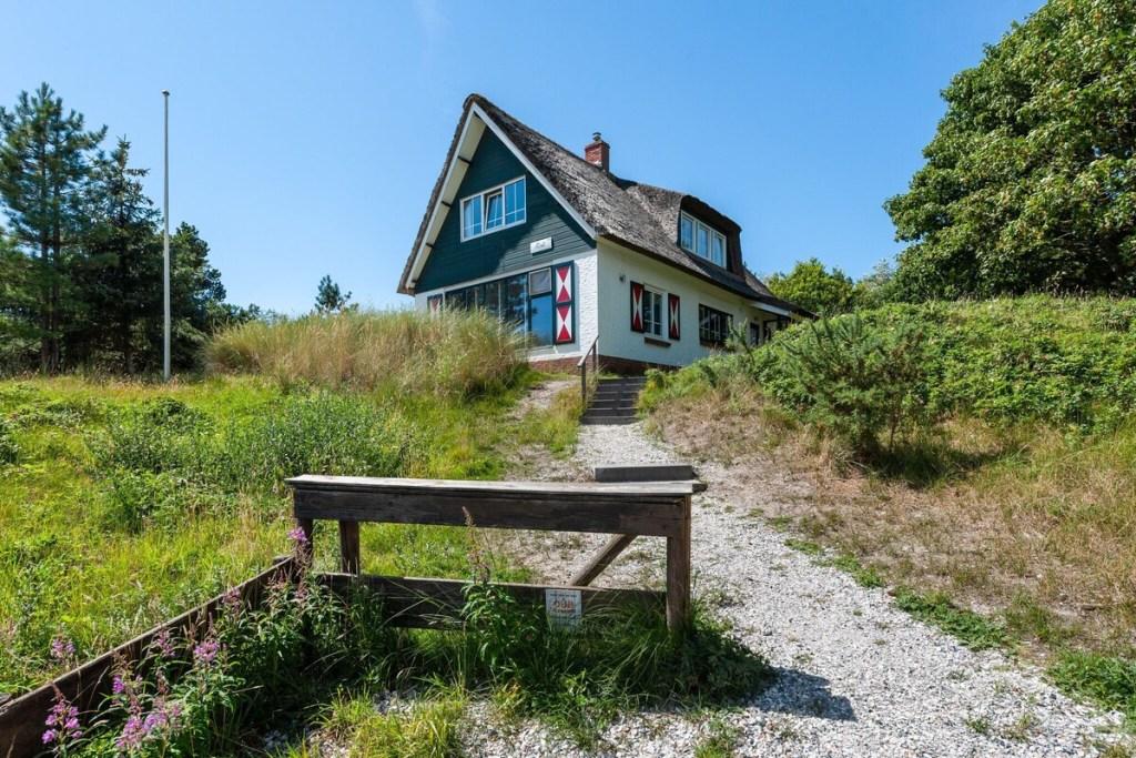 Duinvilla met Rietenkap - Airbnb Ameland