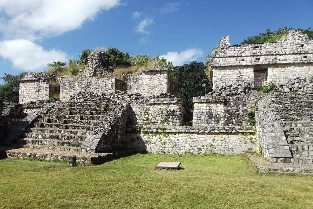 Ek Balam Mexico Maya Tempels