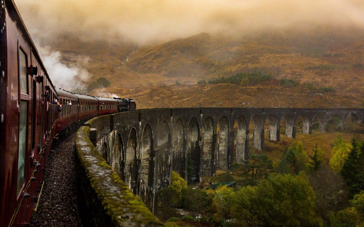 Interrail Route Europe