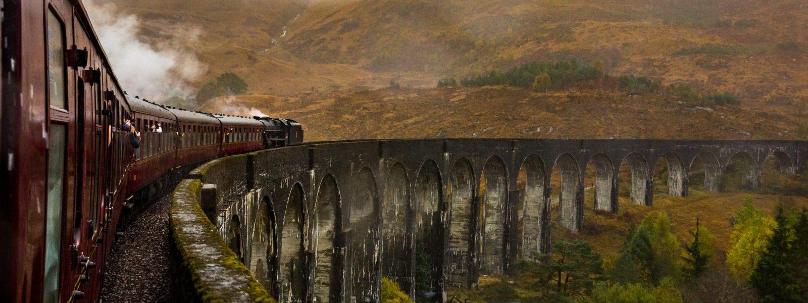 Interrail routes: 6 mooiste treinreizen door Europa