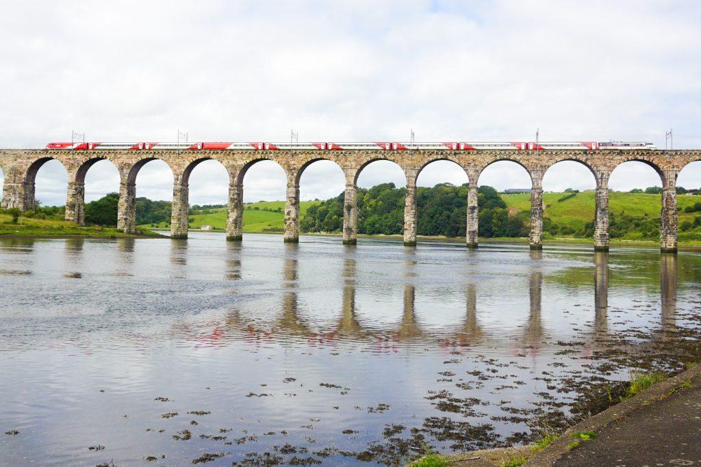 Londen naar Inverness - Interrail Routes Europe