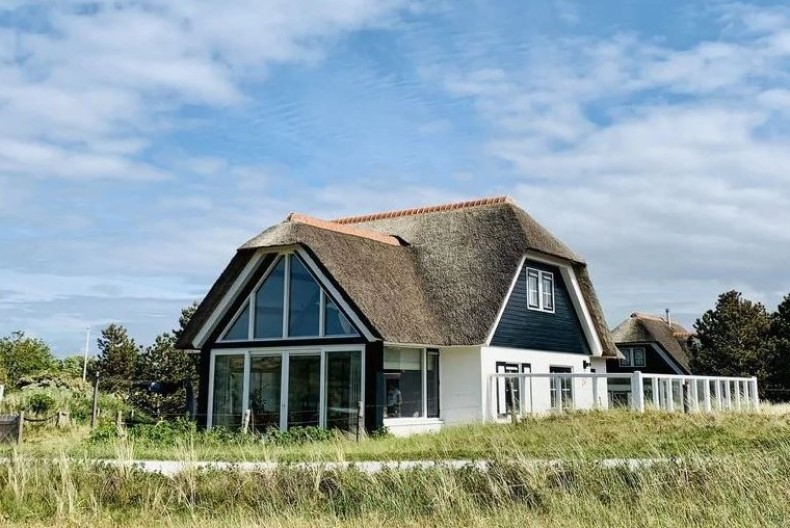Luxe Duinvilla - Airbnb Ameland