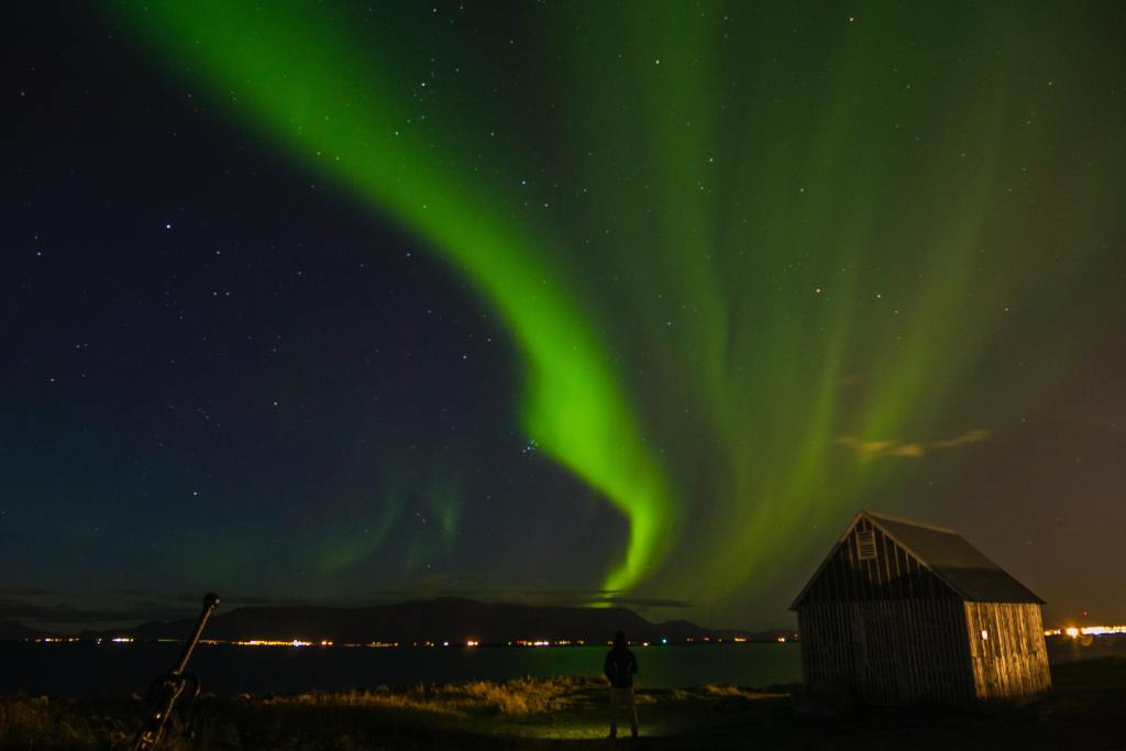 Noorderlicht IJsland | Northern Lights Iceland