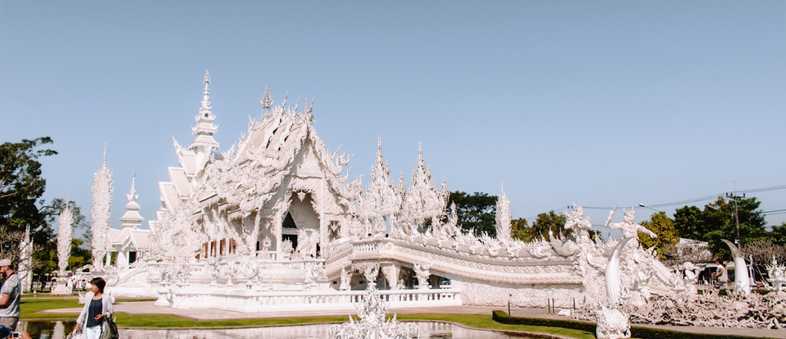 Wat Rong Khun: visit the White Temple in Chiang Rai