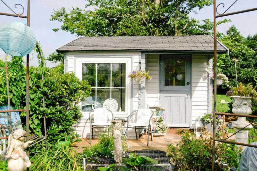 Bijzondere airbnb oudhollands huisje