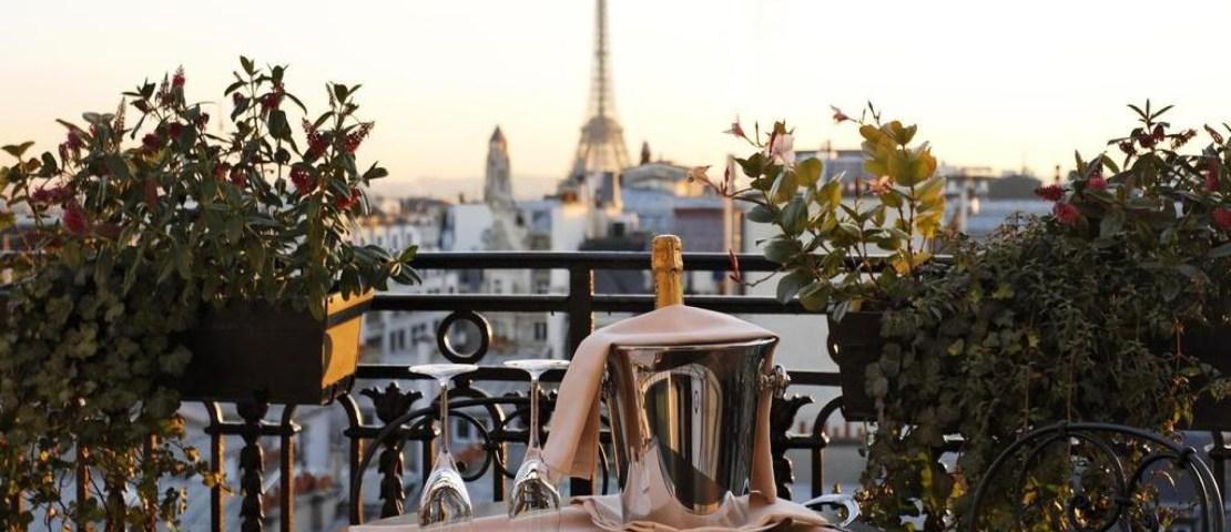 7x hotel in Parijs met uitzicht op de Eiffeltoren