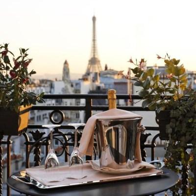 Hotel Balzac Eiffeltoren