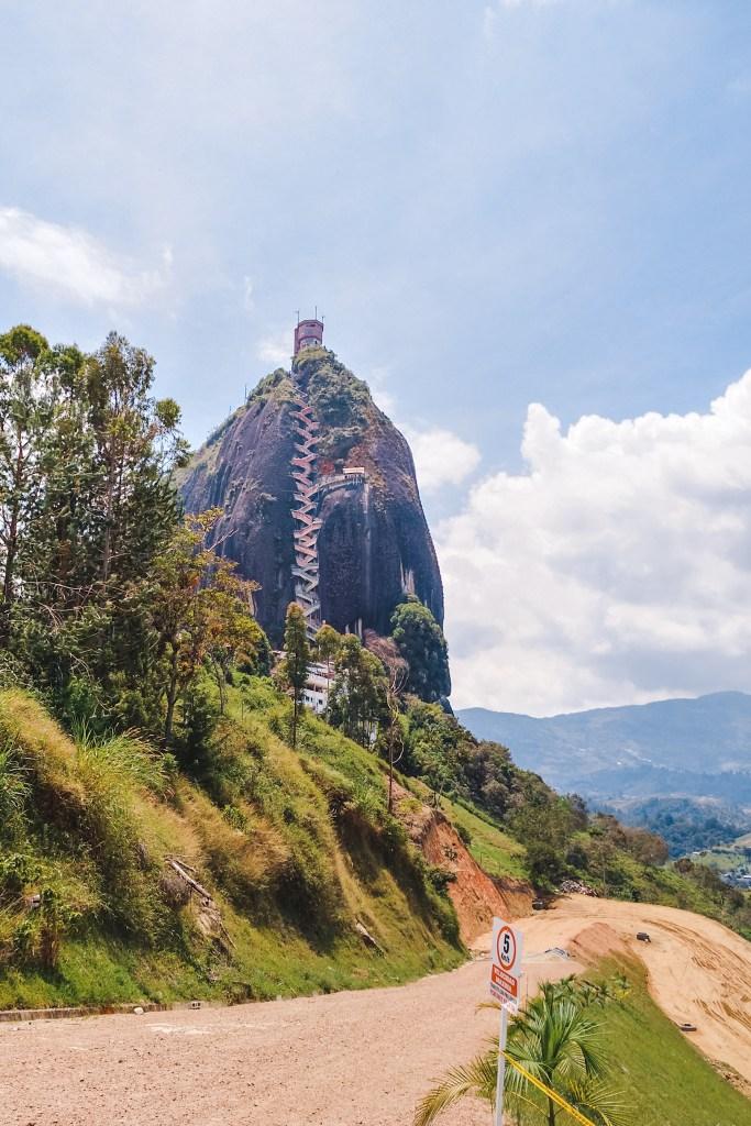El Peñón de Guatapé Colombia