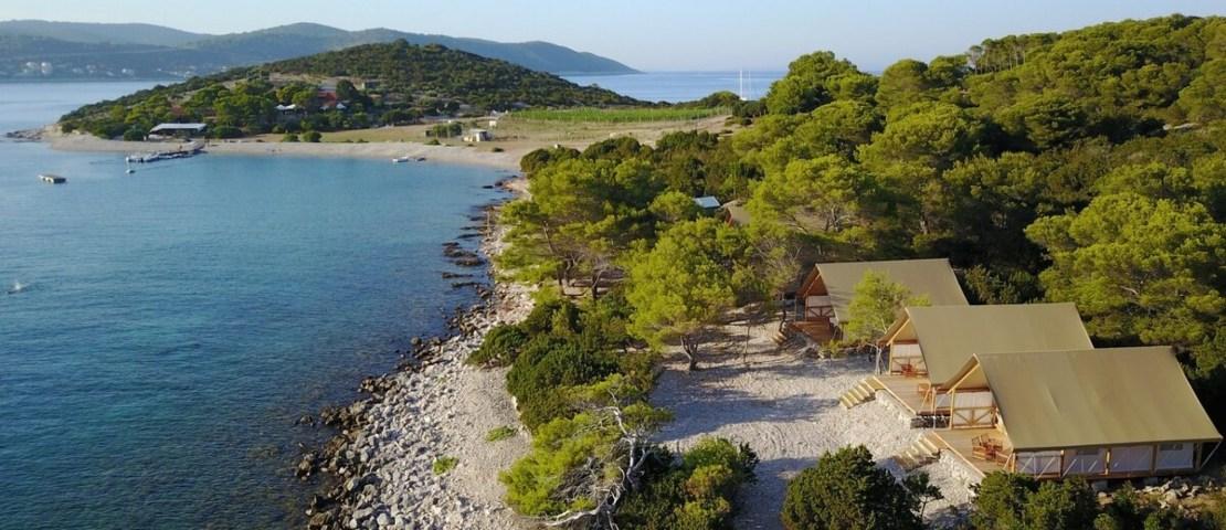 Glamping Kroatie Airbnb