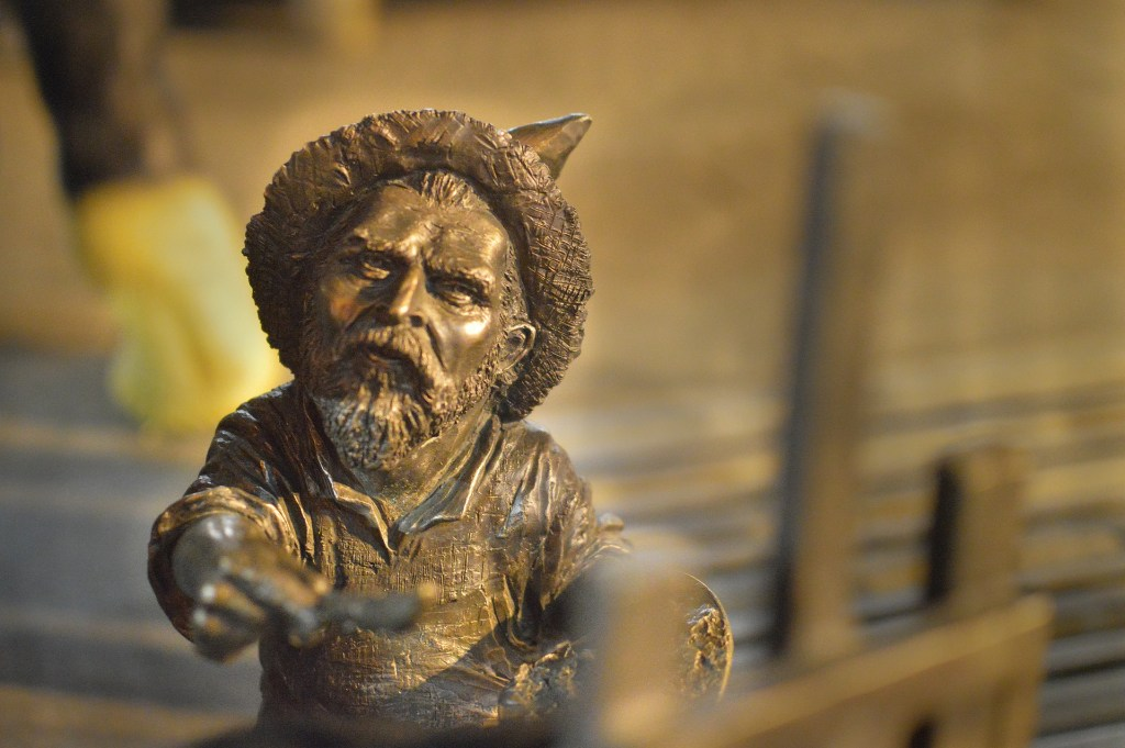 Road trip Wroclaw in Poland: gnomes and gnomes