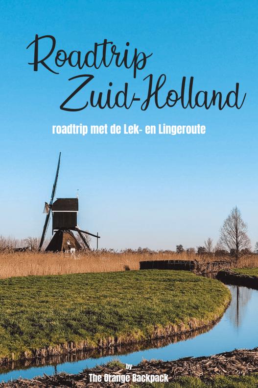 Autoroute Zuid Holland | Lek en Lingeroute