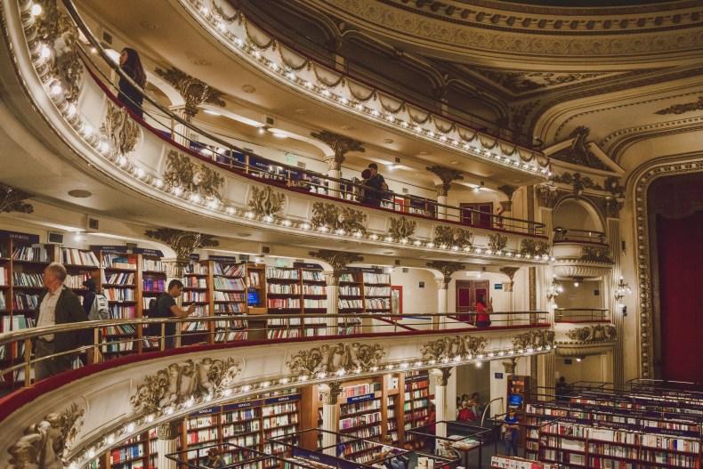 Mooiste boekwinkels en bibliotheken ter wereld