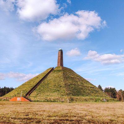 Pyramide van Austerlitz | Verborgen parels in Nederland