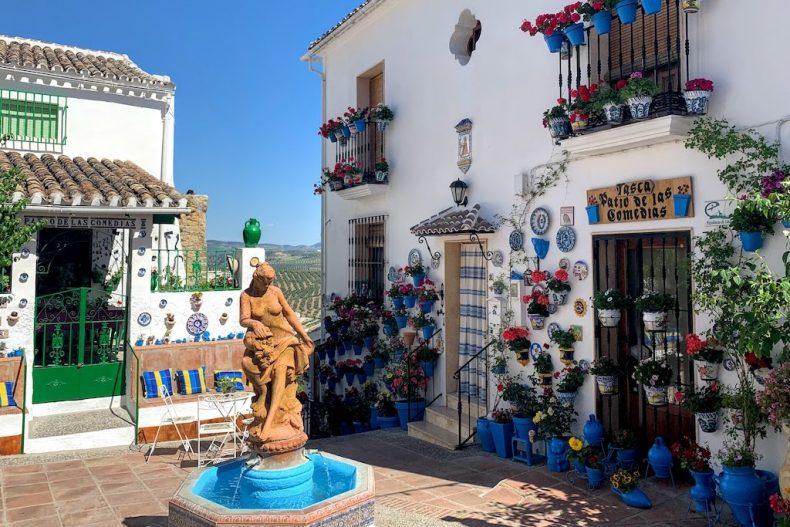 Iznájar   Roadtrip Zuid-Spanje