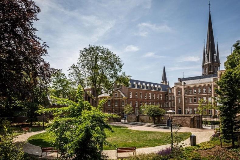 Kloosterhotel Merici Sittard Limburg