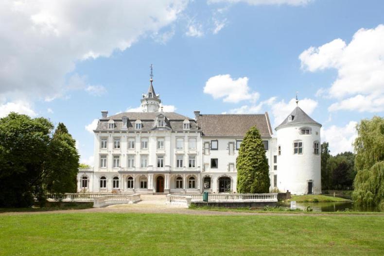 Origineel overnachten in Limburg: Teaching Hotel Maastricht op Kasteel Bethlehem