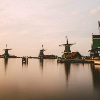 Kinderdijk or Zaanse Schans