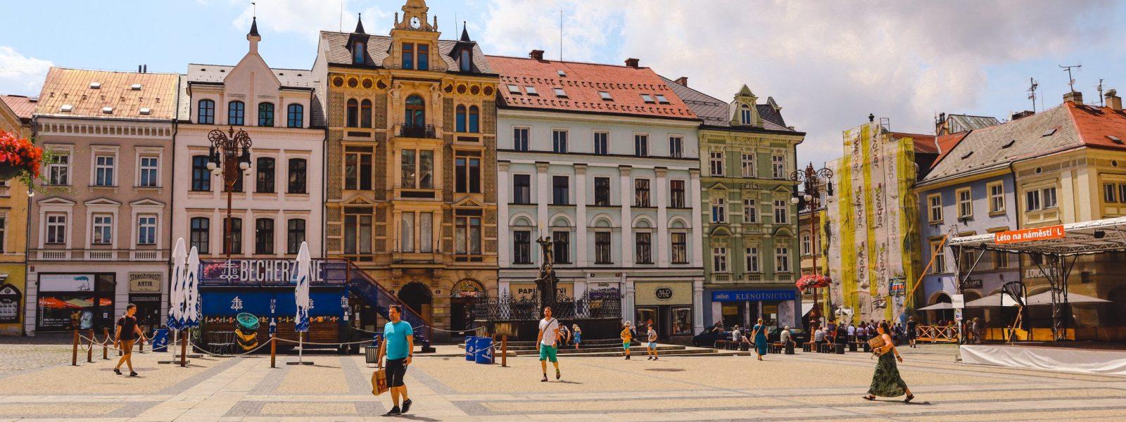 Liberec in Tsjechië, verborgen parel in Noord-Bohemen