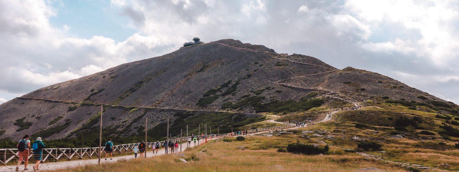 Wandelen in het Reuzengebergte: trotseer de Sňežka-top