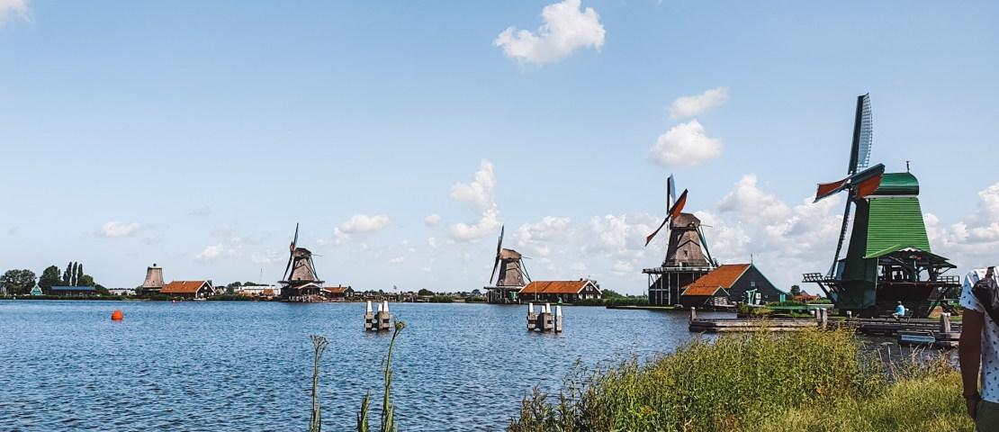 De molens van de Zaanse Schans bezoeken (gratis!)