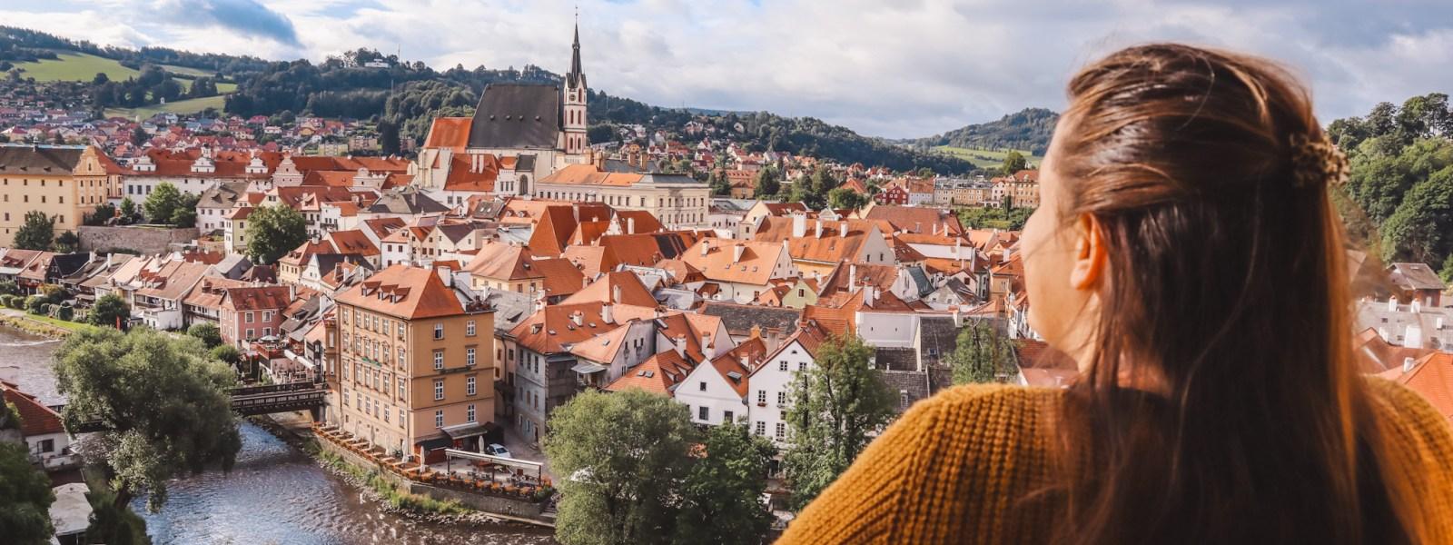 The best viewpoints in Český Krumlov