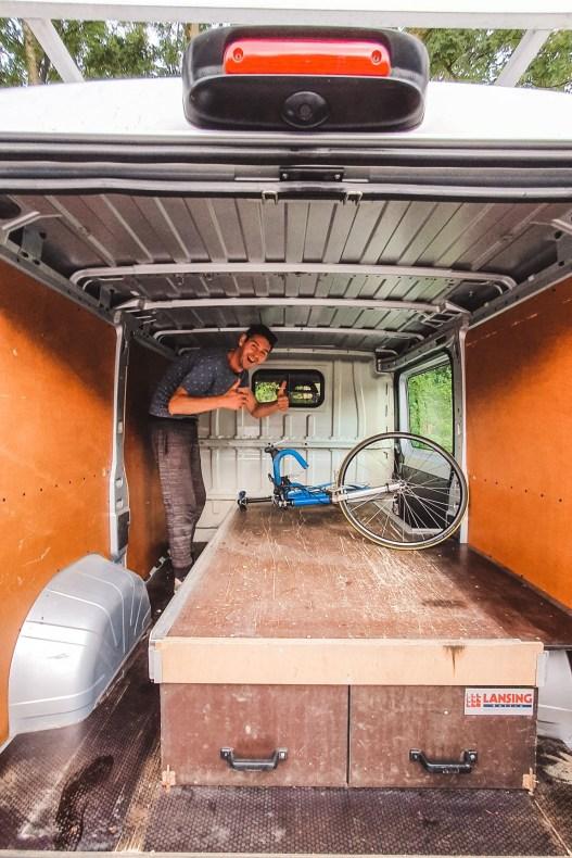 Fiat Ducato ombouwen tot camper