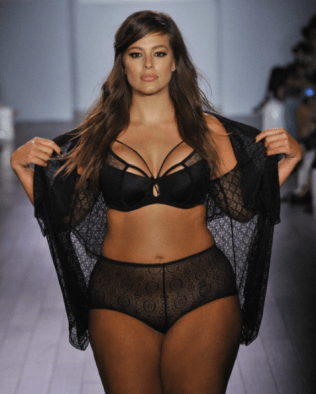 """""""A little cellulite never hurt nobody.. Stop judging yourself, embrace the things that society has called 'ugly'."""" -Ashley Graham"""