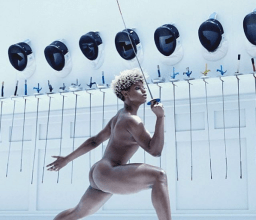 Nzinga Prescod, Fencing