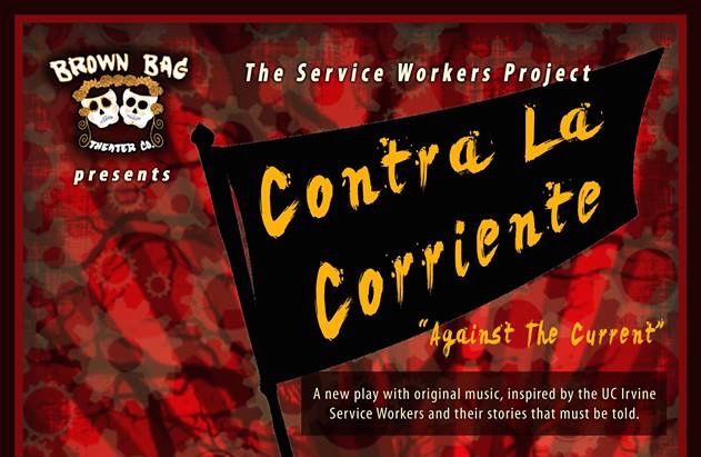 OCR Talks - Interview with Amanda Novoa director and producer of The Service Workers Project: Contra la Corriente/Against the Current : Brown Bag Theatre Company @ University of California, Irvine (EDITED Interview)