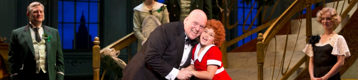 Oh Boy! It's - Annie @ Segerstrom Center in Costa Mesa - Review