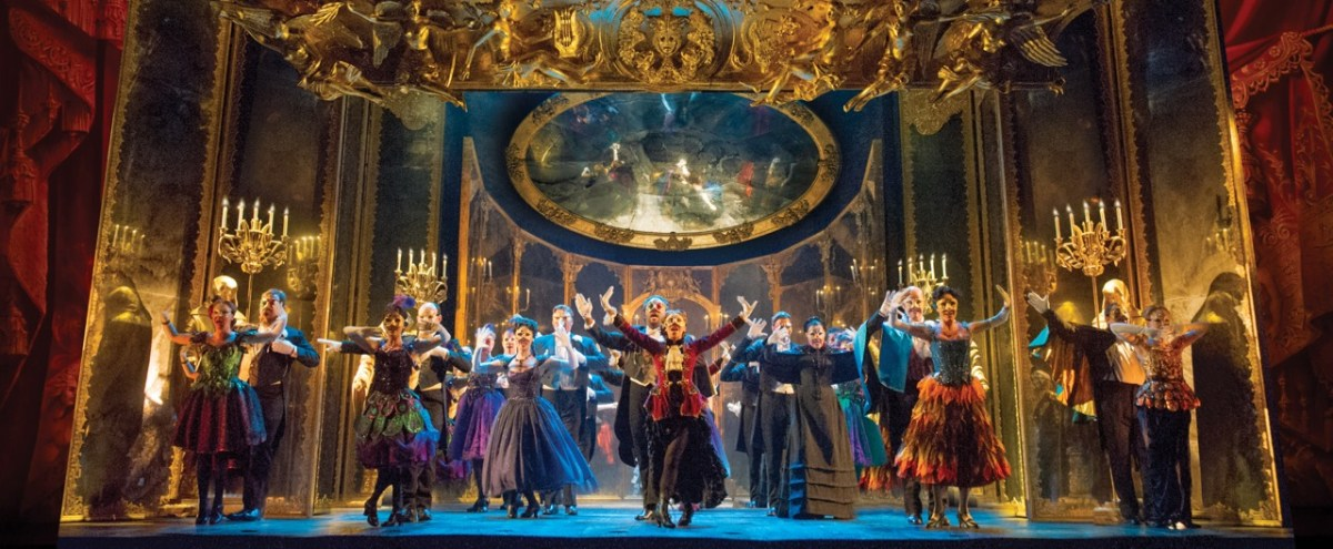 Quasimodo Gone Bad:  The Phantom of the Opera @  Segerstrom Center of the Arts in Costa Mesa - Review