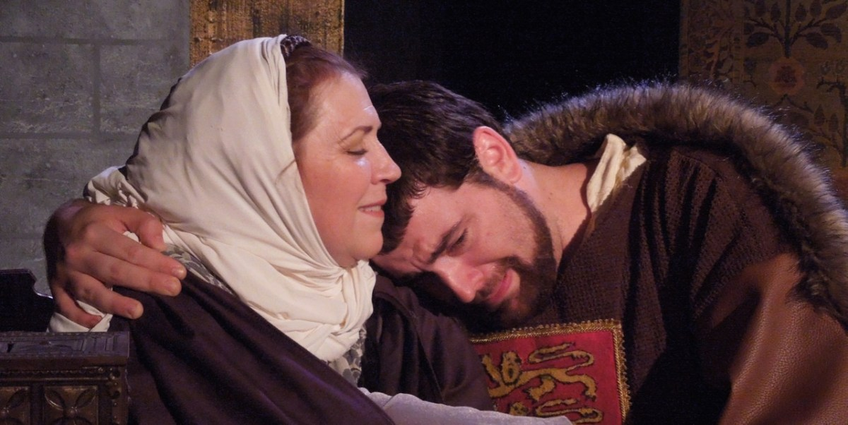 Bickering Royalty : The Lion In Winter @ Costa Mesa Playhouse in Costa Mesa - Review