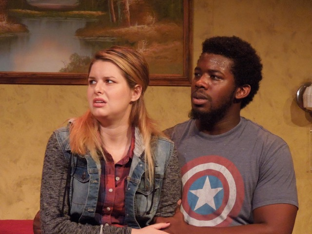 OC Premiere -  Can't (Hand)le It : A Behanding in Spokane @ Costa Mesa Playhouse - Review