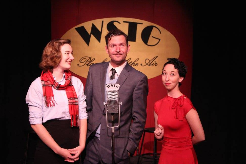 It's a Wonderful Life: A Live Radio Play Comes Home to STAGEStheatre for the Holidays