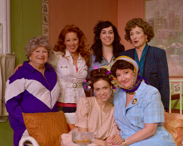 Strong & Tender : Steel Magnolias @ Newport Theatre Arts Center - Review