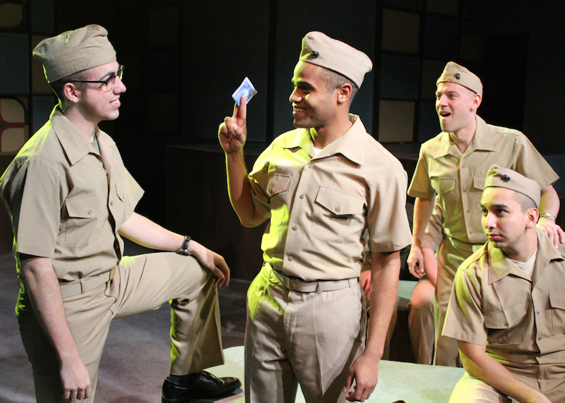 Dogfight The Musical @ Chance Theatre In Anaheim - Review