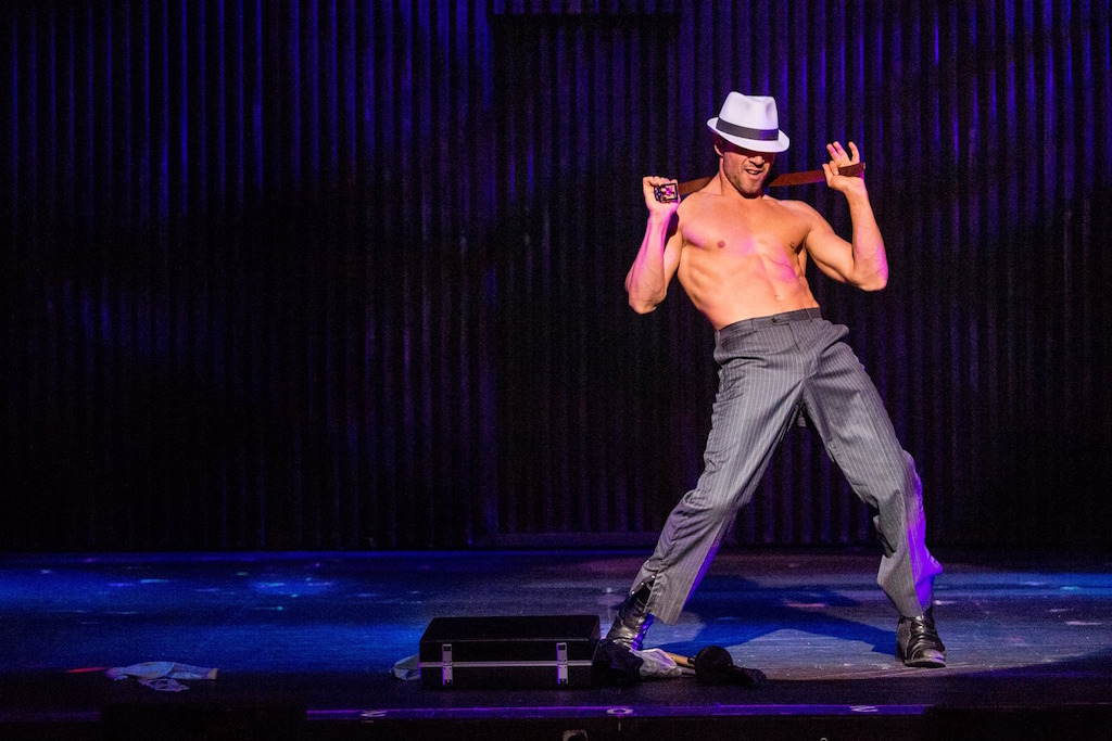 The Full Monty @ 3D Theatricals in Fullerton - Review