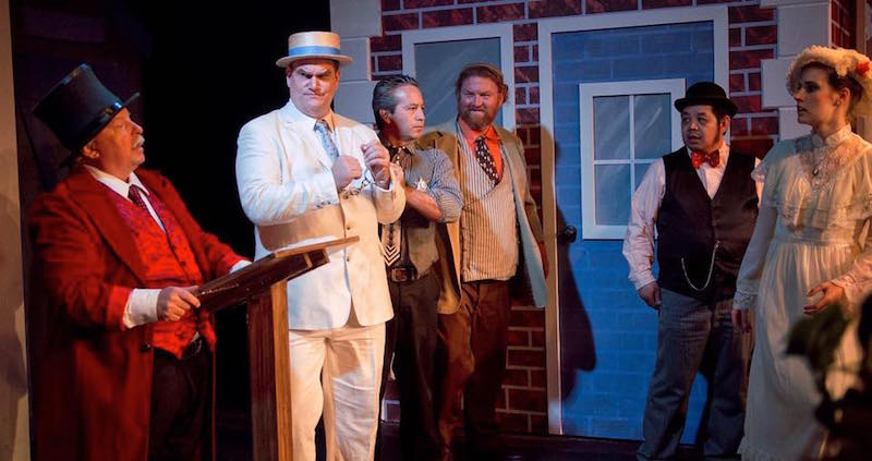 Mysterium Theatre at the La Habra Depot Playhouse needs your support!